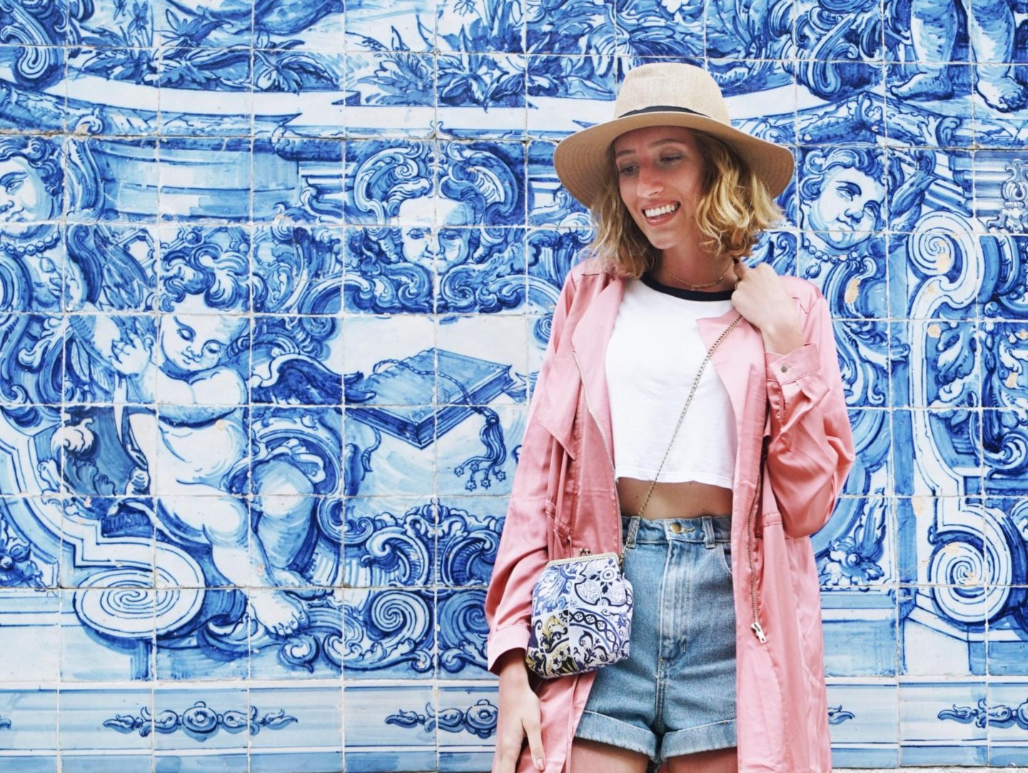 OOTD | Inspiration Drawn From Portuguese Art