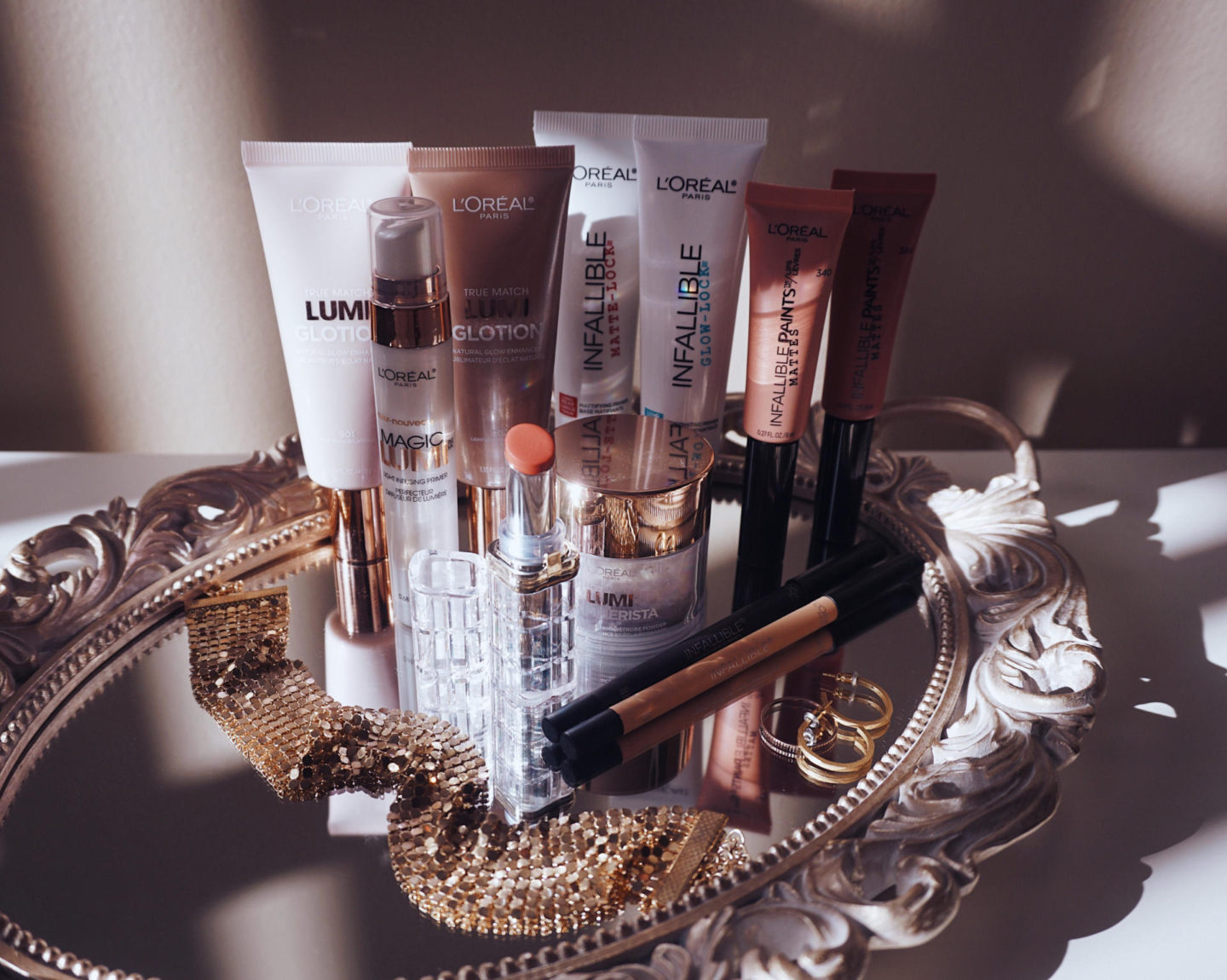 Guide On My Favourite L'Oréal Makeup Products