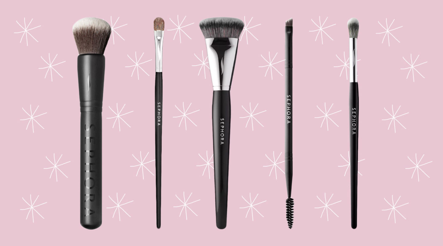The Only 5 Brushes You Need In Your Makeup Bag