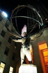 Atlas Statue New York